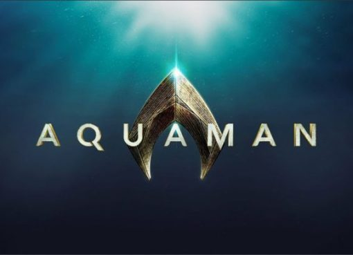 Aquaman trailer poster