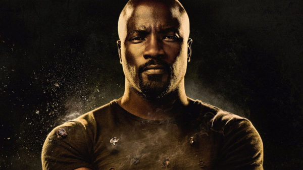 Luke Cage Marvel's Netflix TV series