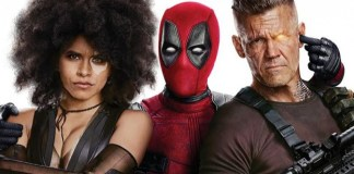 Deadpool 2 movie Wade Wilson Cable