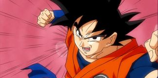 Dragon Ball Heroes anime episode Goku