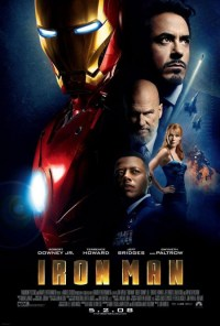 Iron Man marvel movie