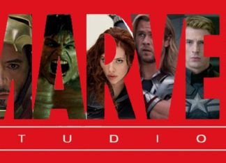 Marvel Studio logo Movies In Order