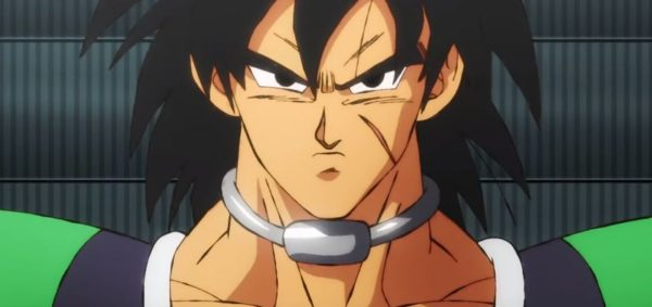 Broly scars