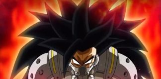Kanba Evil Saiyan Super Dragon Ball Heroes anime
