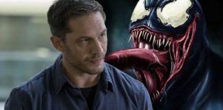Venom Symbiote first look