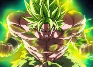 Dragon Ball Super: Broly trailer 3
