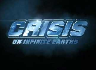 Crisis Infinite Earths Logo