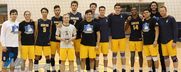 South Atlantic Conference Mens Volleyball - HERO Sports