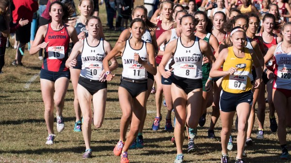 Davidson Wildcats Womens College Cross Country - Davidson ...