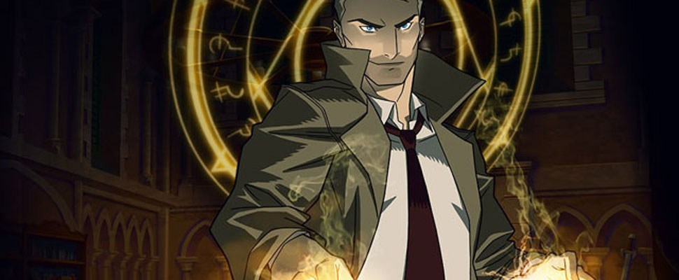 Constantine animated