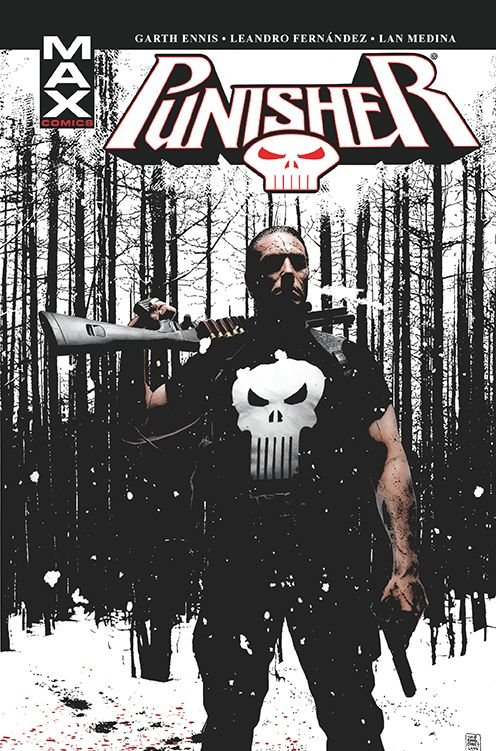 punisher nax4 okladka