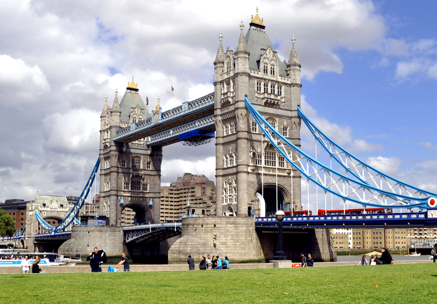 Image result for image of London in the summer
