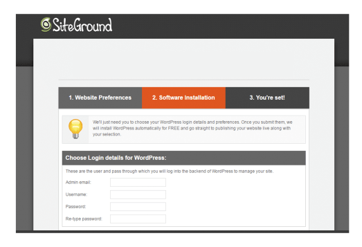How To Start A Blog - How To Set Up WordPress With Siteground | www.herpaperroute.com