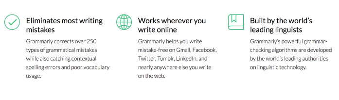 Grammarly Is Saving The Internet From Typos And Poor Grammar - Writing Tips - Blogging Tips - Passive Income - Affiliates - Content - Social Media - Management - SEO - Promote | www.herpaperroute.com