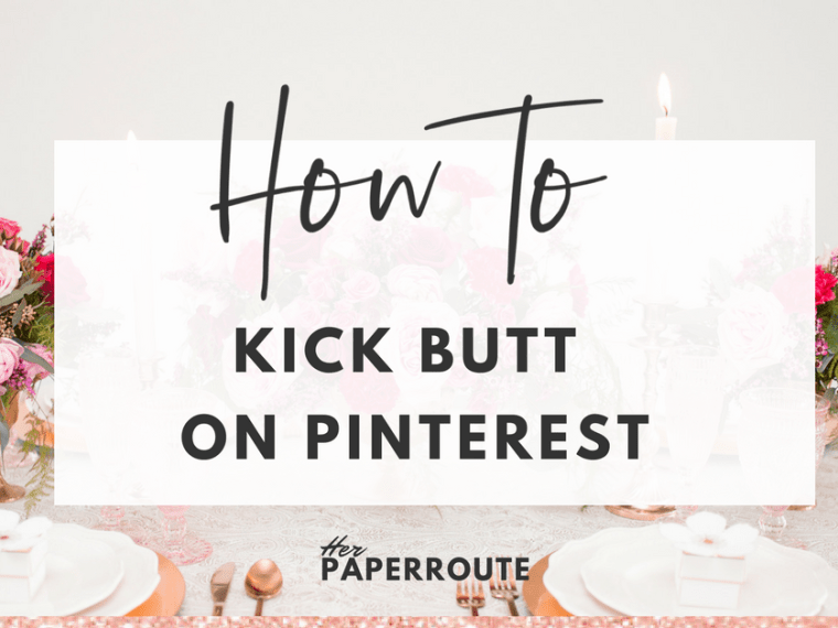Why You Need Rich Pins To Kick Butt On Pinterest, And How To Get Them Working For Your Blog! - Start A Blog For Cheap With These Insider Tips - Where To Save And Where To Spend When Starting A Blog - HerPaperRoute - Blogging Tips - How To Blog - Free Blog Planner - Free Printables - Styled Stock Photos - Passive Income - Affiliates - Content - Social Media - Management - SEO - Promote   www.herpaperroute.com