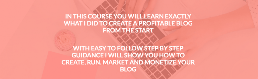 Make Money Blogging Course Blog Boss - Profitable From The Start - The Complete Blogging Business- Everything You Need To Know To Create, Run, Market And Monetize A Blog In 2017 - online course   herpaperroute.com