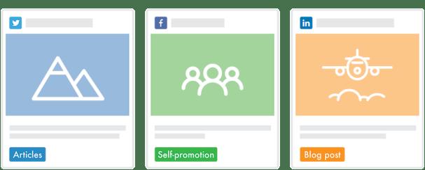 smarterque best social media scheduling app - better than buffer - evergreen content recycling - review