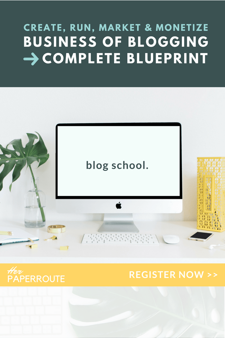 Make money blogging enroll in be your own blog boss herpaperroute blog boss profitable from the start the complete blogging business everything you need malvernweather Choice Image