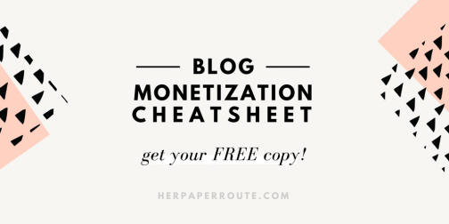 how to start a blog bluehost siteground discount BLOG MONETIZATION BOOK free blogging guide fre eblog cheatsheet make money blogging herpaperroute.com