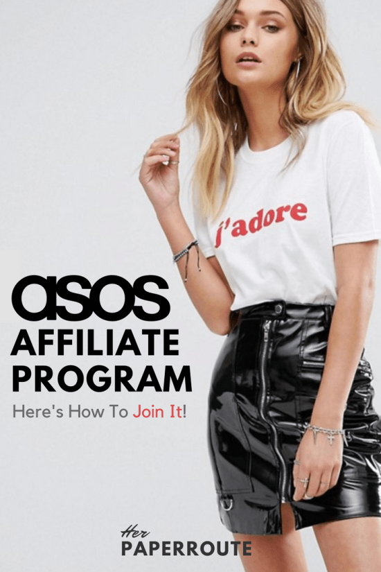 ASOS Affiliate Program - Make Money Blogging Influencer Marketing - Nasty Gal Affiliate Program Become A Nasty Gal Affiliate-Make Money Blogging | HerPaperRoute.com