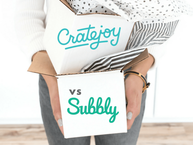 Cratejoy vs Subbly How to start a subscription box busness Make Money online   www.herpaperroute.com