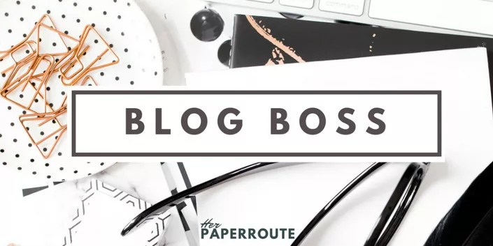 Profitable blogging course learn affiliate marketing blog boss
