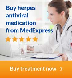 Buy herpes antiviral medication from MedExpress