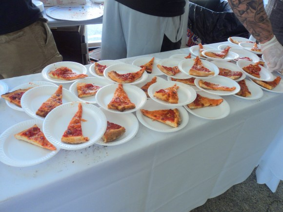 The best pizza on East Passyunk Avenue