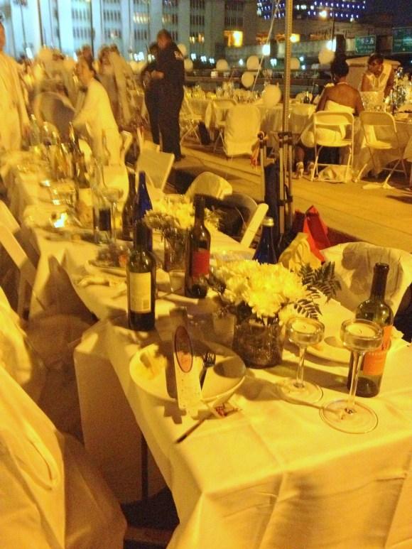 Diner En Blanc Philadelphia 2013 // Her Philly