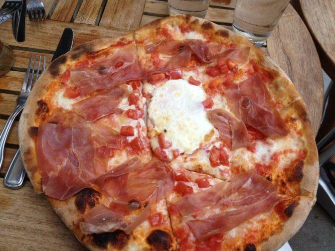 Serafina Pizza