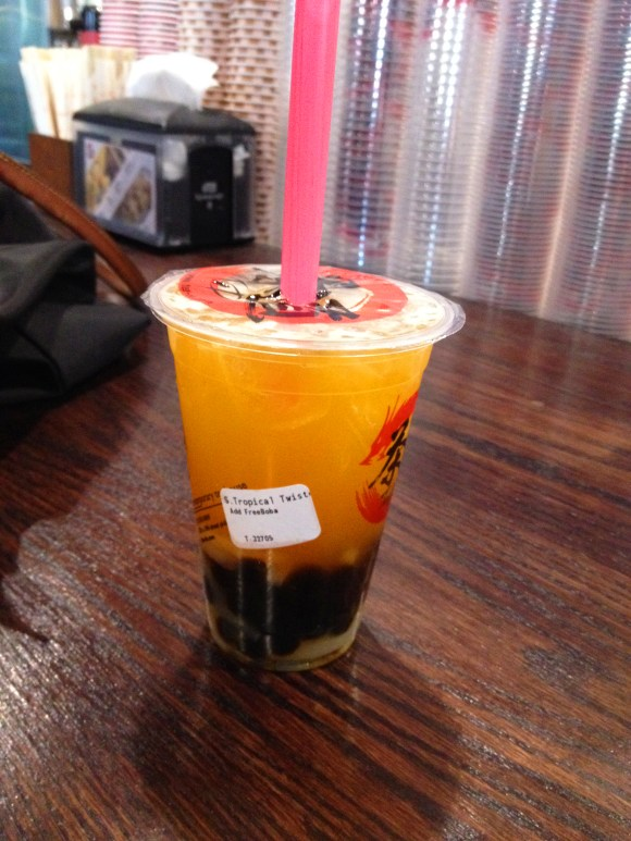 Tea-Do bubble tea in Chinatown // Her Philly