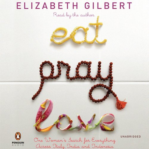 Eat, Pray, Love audio book