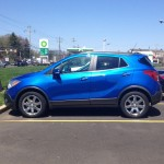 {Vroom Vroom} Driving The Buick Encore