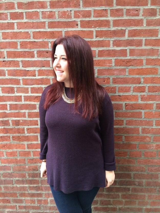 Philadelphia Blogger Emily Tharp // Her Philly