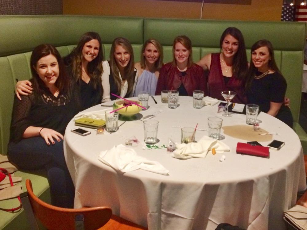 Dinner at Billy Tse's Boston // Her Philly
