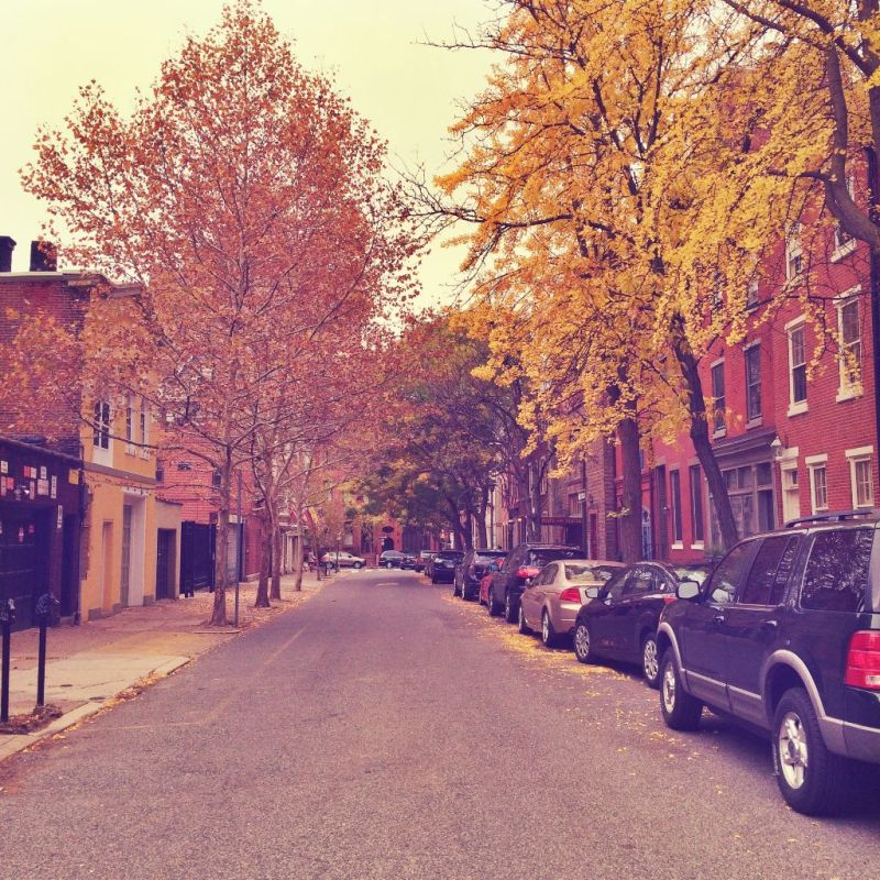 Fall in Philadelphia // Her Philly