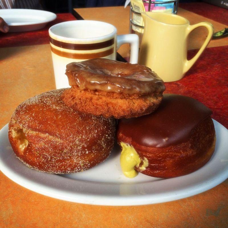 Doughnut Misto from Alla Spina Philly