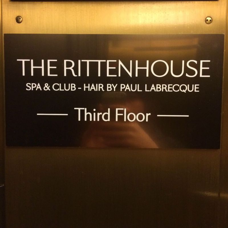 Rittenhouse Spa & Salon Review // Her Philly