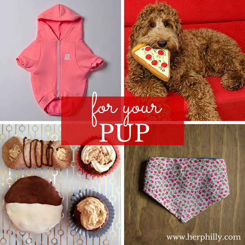 Gifts for your dog in Philadelphia