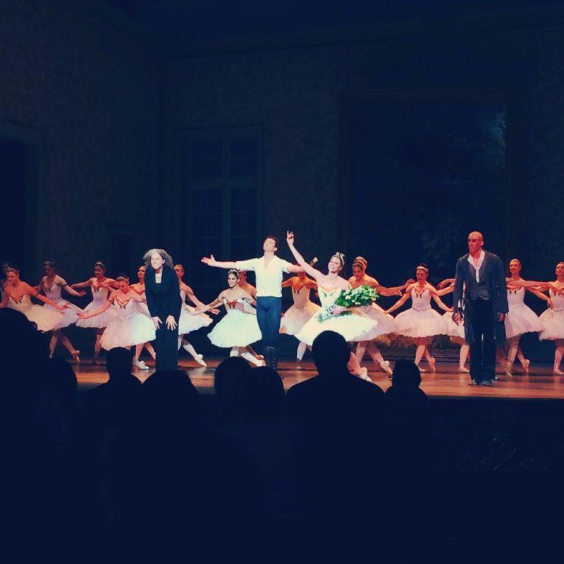 Pennsylvania Ballet Swan Lake Opening Night