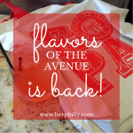 Flavors of the Avenue 2015