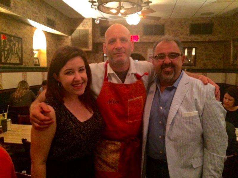 Marc Vetri at the Ralph's 115th Anniversary Dinner