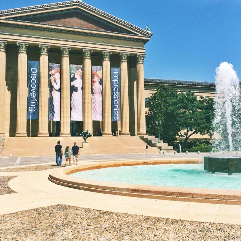 Discover Impressionists Philadelphia Museum of Art