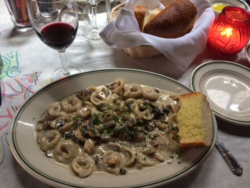 Sodini's pasta san francisco