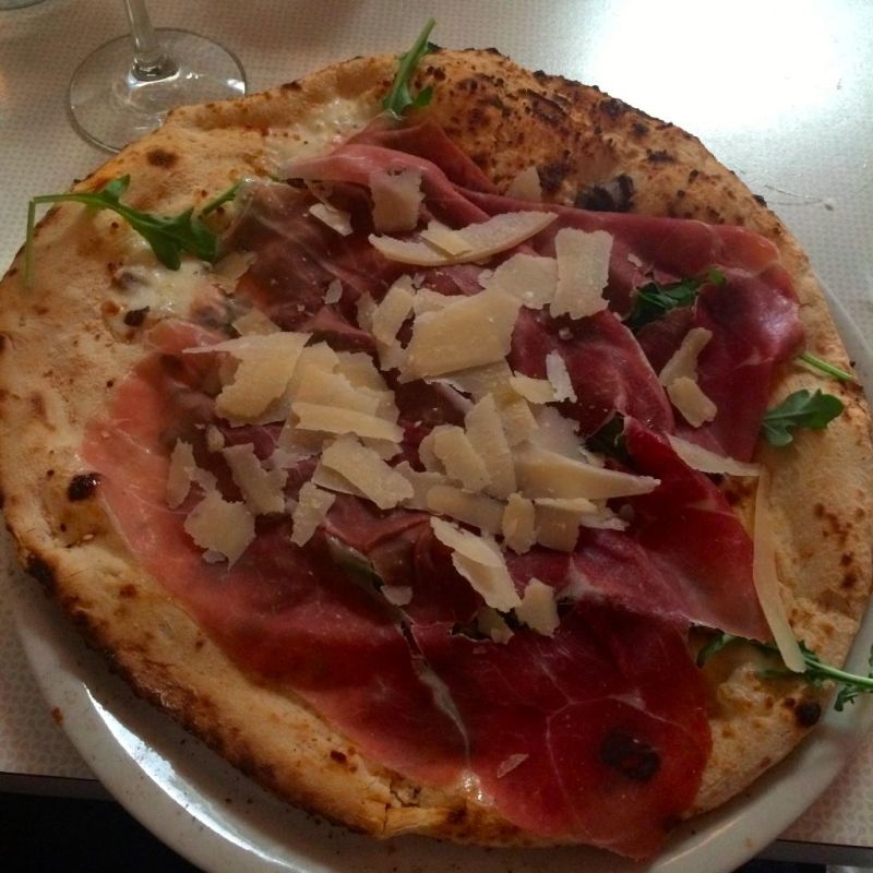 San Daniele pizza Terun