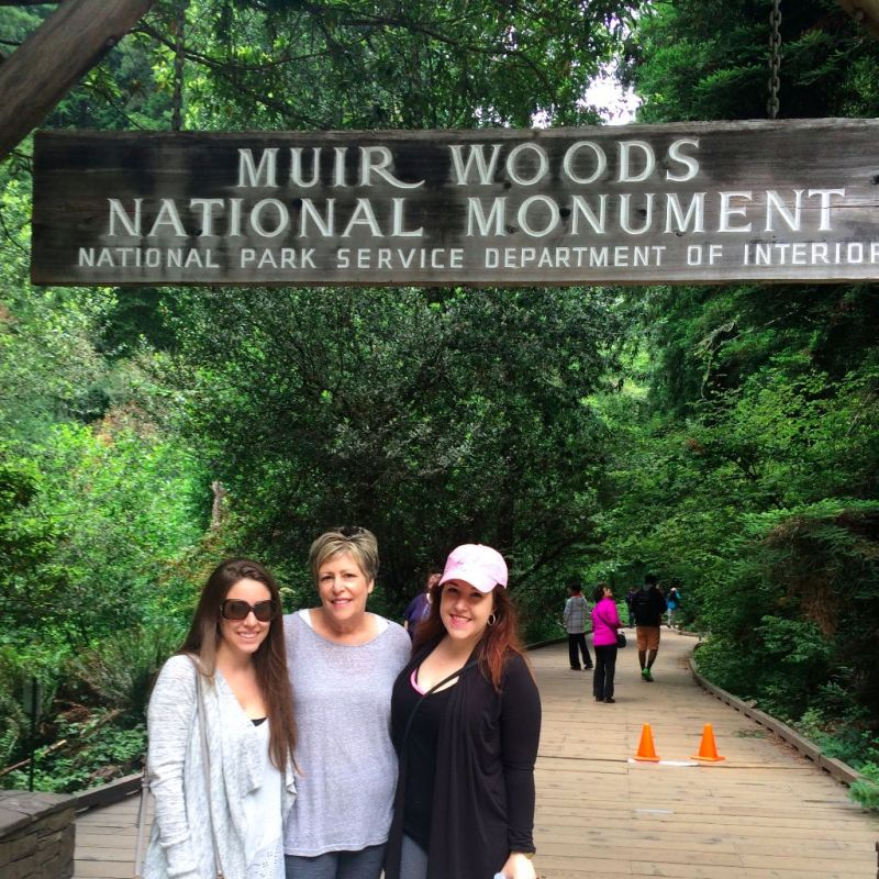 tips for traveling to muir woods