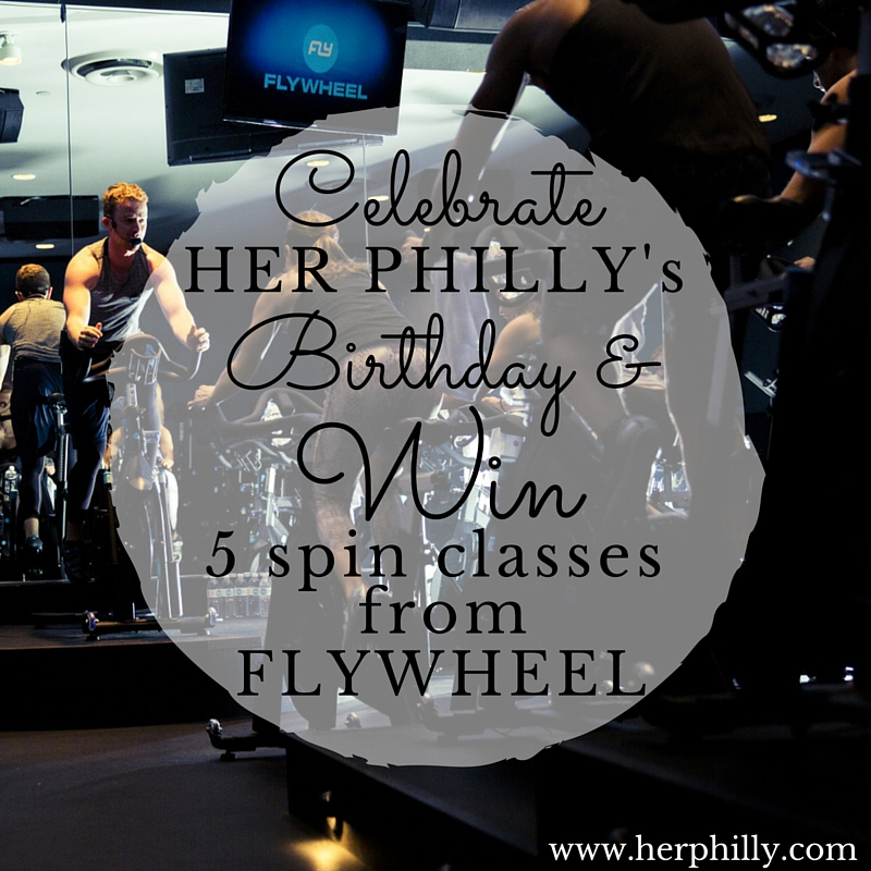 Win 5 Flywheel Philly Classes