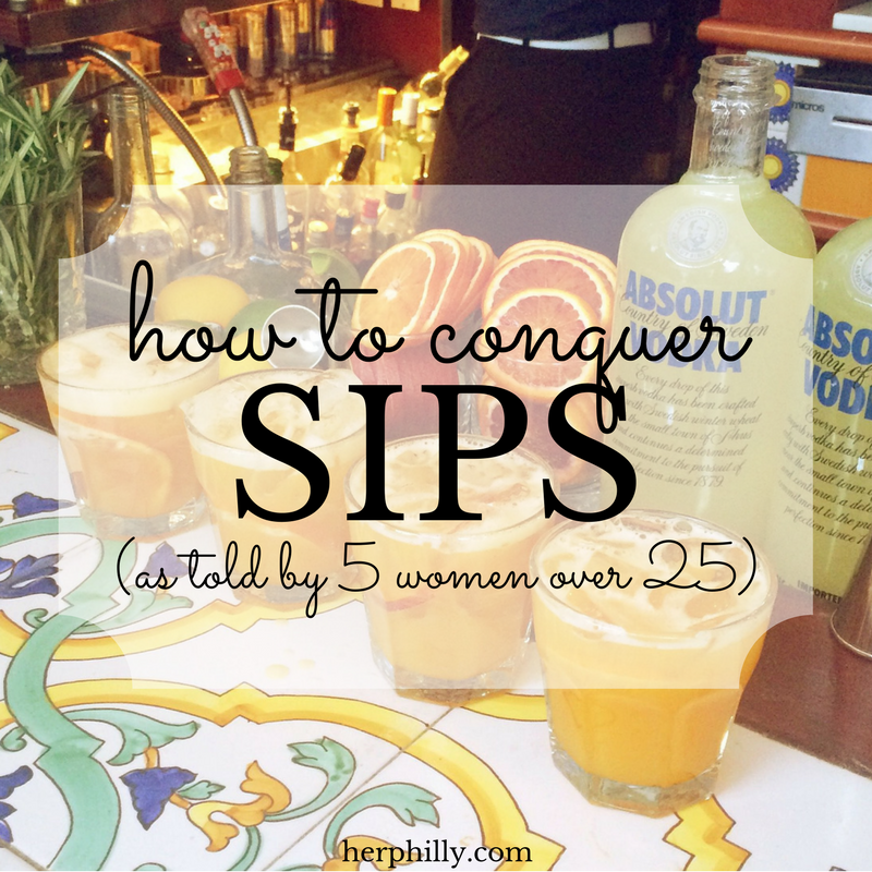 Guide to Center City Sips