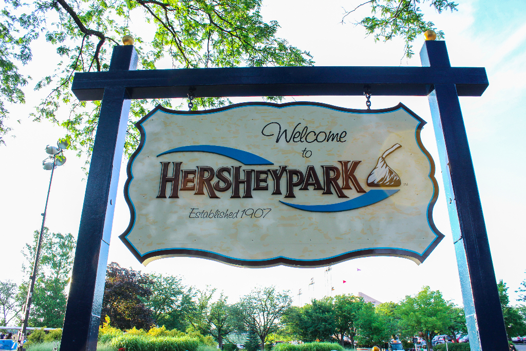 Adult trip to Hersheypark