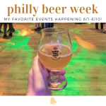 The Best Events of Philly Beer Week 2018